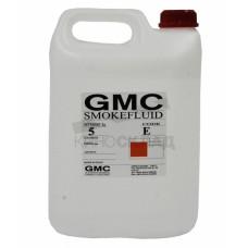 Жидкость GMC SmokeFluid/E для дым машин 1 л, среднего рассеивания.