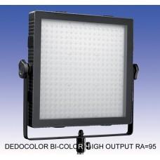 Светодиодная панель Tecpro Dedocolor 15 Bicolor BI50 3200K - 5600K