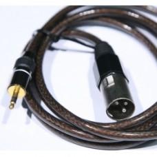 Аудиокабель mini Jack (stereo) - XLR (Male) 1.8m