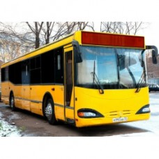 Грим-костюм (автобус Mercedes)