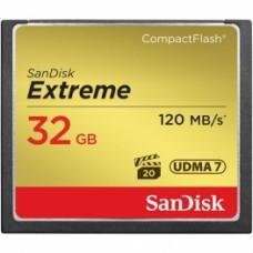 Карта памяти CompactFlash SanDisk Extreme Pro 32Gb