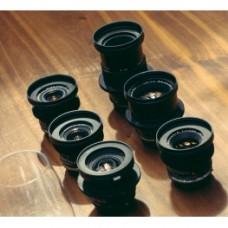 Комплект STANDART объективов Leica (24, 28, 35, 50, 80mm)*