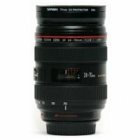 Объектив Canon EF 24-70mm f/2.8 L USM