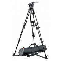 Штатив Manfrotto MVH502A/525MVB
