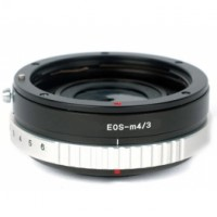 Переходник Fotodiox Pro Canon EOS - micro 4/3