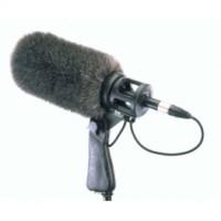 Ручка-держатель Rode для микрофона с ветрозащитой Rycote Softie