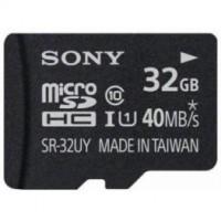 Карта памяти Sony microSDHC 32Gb