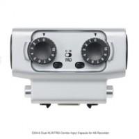 Комбо-капсюль Zoom EXH-6 Dual XLR/TRS Combo Input Capsule for H6 Recorder
