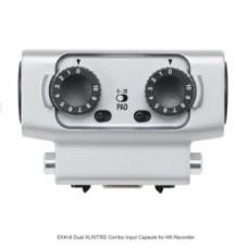Капсюль Zoom EXH-6 Dual XLR/TRS для рекордера Zoom H6