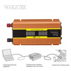Автомобильный инвертор TCI-1200