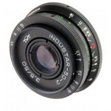Объектив Industar-50-2 50mm f/3.5