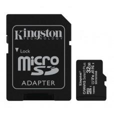 Карта памяти Kingston MicroSDHC 32GB 70 MB/s