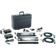 Комплект из двух приборов постоянного света KinoFlo Single Kit 3200K / 5600К