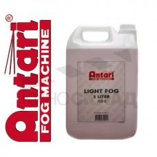Дым-жидкость Antari FLR-5 1 литр (красная), быстрого рассеивания