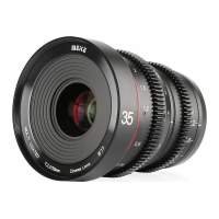 Объектив Meike 35mm T2.2 Cinema Lens MFT