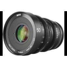 Объектив Meike 50mm T2.2 Cinema Lens MFT