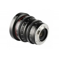 Объектив Meike 12mm T2.2 Cinema Lens MFT