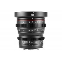 Объектив Meike 16mm T2.2 Cinema Lens MFT