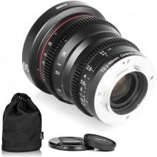 Объектив Meike 65mm T2.2 Cinema Lens MFT