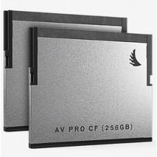Карта памяти CFast Angelbird AV PRO 256 Gb