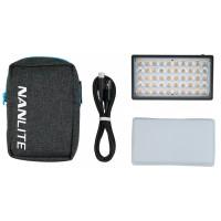 Светодиодный накамерный свет Nanlite LitoLite 5C RGB