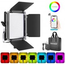 Светодиодная панель Neewer LED 660 (RGB)