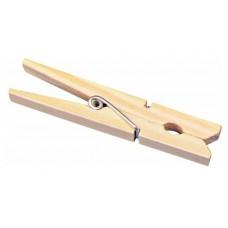 Комплект деревянных прищепок 7,2 см