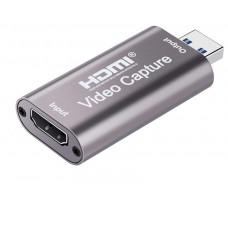 Адаптер HDMI-USB Type-A 3.0 для видеозахвата