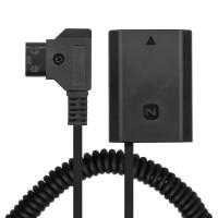 Кабель-адаптер для NP-FZ100 на D-Tap