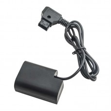 Кабель - адаптер BLF-19 - D-Tap DMW-DCC12 питание для Panasonic DMC-GH3 GH4 GH5