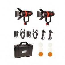 Комплект из двух световых приборов CAME-TV Boltzen 55W аналог Dedolight DLED4
