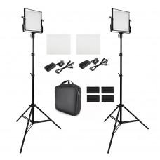 Комплект светодиодных панелей Samtian L4500 Bi-Color Duo