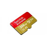 Карта памяти SanDisk Extreme microSDXC 256GB Class 10 UHS Class 3 V30 A2 160MB/s