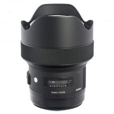 Объектив Sigma AF 14mm f/1.8 DG HSM Art Canon EF