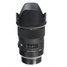 Объектив Sigma AF 35 f/1.4 DG HSM Art Sony E