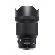 Объектив Sigma AF 85mm f/1.4 DG HSM Art Canon EF