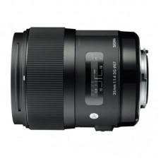 Объектив Sigma AF 35mm f/1.4 DG HSM Art Canon EF