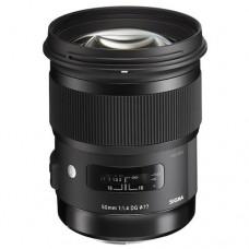 Объектив Sigma AF 50 f/1.4 DG HSM Art Canon EF