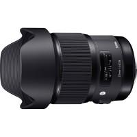 Объектив Sigma AF 20 f/1.4 DG HSM ART Canon EF