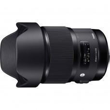 Объектив Sigma AF 20mm f/1.4 DG HSM Art Canon EF