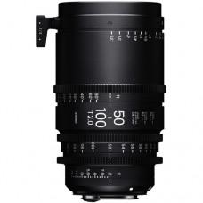 Объектив Sigma 50-100 T2 High-Speed Zoom Lens Canon EF
