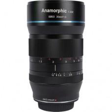 Объектив Sirui 35 f/1.8 Anamorphic 1.33x Lens MFT