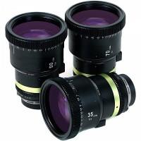 Комплект объективов SLR Magic 1.33x Anamorphot-CINE Lens 35, 50, 75mm