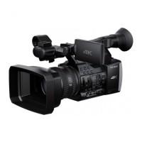 Камера Sony FDR-AX1 (4K)
