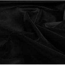 Черный бархатный студийный фон 1,27х1,5 м