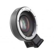 Адаптер Viltrox II Speed Booster для Canon EF на Sony E