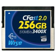 Карта памяти Wise CFast 2.0 256GB 510MB/s