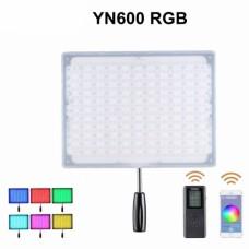 Светодиодный осветительный прибор YongNuo YN-600 Bi-Color RGB